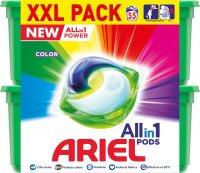 Ariel gelové kapsle Color 55ks