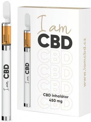 I am CBD inhalátor 94% CBD