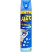Alex antistatický spray proti prachu na všechny povrchy 400ml
