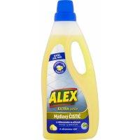 Alex Extra péče mýdlový čistič na dlažbu, lino a vinyl s citronovou vůní 750ml