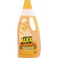 Alex Extra péče, mýdlový čistič na laminátové plovoucí podlahy s pomerančovou vůní 750ml