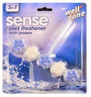 Well Done Sense WC blok 5v1 Fresh power
