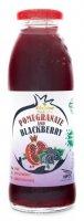 Georgian Nectar 100% ovocná šťáva Granátové jablko & Ostružina 300ml