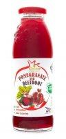 Georgian Nectar 100% ovocná šťáva Granátové jablko & Řepa 300ml
