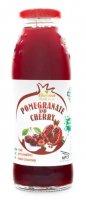 Georgian Nectar 100% ovocná šťáva Granátové jablko & Višeň 300ml