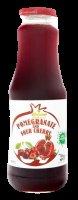 Georgian Nectar 100% ovocná šťáva Granátové jablko & Višeň 1000ml
