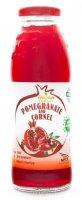 Georgian Nectar 100% ovocná šťáva Granátové jablko & Dřín 300ml