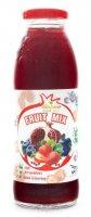 Georgian Nectar 100% ovocná šťáva Granátové jablko, Jahoda, Borůvka 300ml