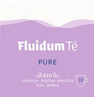 Fluidum Té Pure BIO 10x10ml