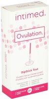 Intimed Ovulation hLH dipStick ovulační test pro domácí použití s kalíšky 6ks