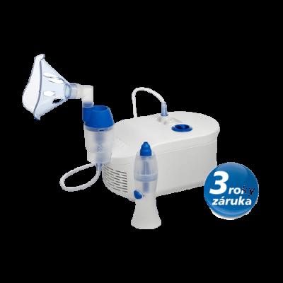 II. jakost Inhalátor s nosní sprchou OMRON C102 total