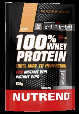 100% Whey Protein vanilka 500g