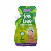 Beauty Formulas Tea tree pleťová maska 50ml