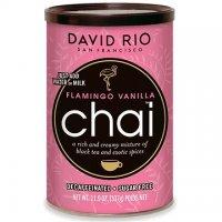 David Rio Chai Flamingo Vanilla BEZ CUKRU, BEZ KOFEINU 337 g (658564973379)
