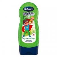 Bübchen Kids Šampon a sprchový gel SUPERHRDINA(7613036405133)