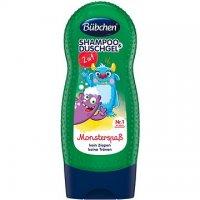 Bübchen Kids Šampon a sprchový gel MOŘSKÁ PŘÍŠERA(7613036405119)