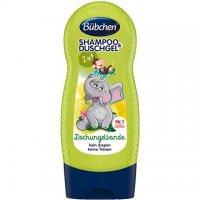 Bübchen Kids Šampon a sprchový gel DŽUNGLE(2878172)