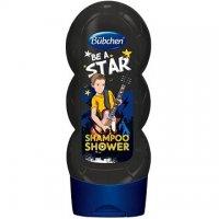 Bübchen Kids šampon a sprchový gel - Hvězda(7613035892392)