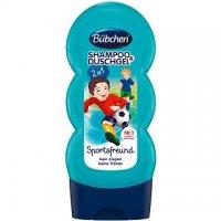 Bübchen Kids Šampon a sprchový gel SPORT(2878008)